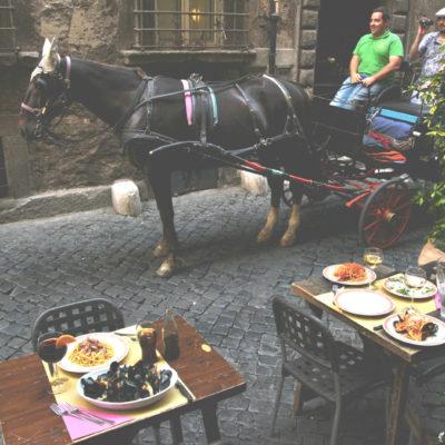 Ristorante per celiaci Roma Piazza Navona