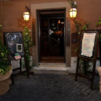 Ristorante gulash Roma centro