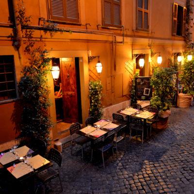 Ristorante paella alla Valenciana Roma centro